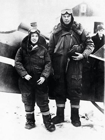 tn 1 Ljudi koji su pomerali granice: Charles Lindbergh