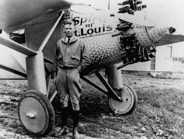tn Ljudi koji su pomerali granice: Charles Lindbergh