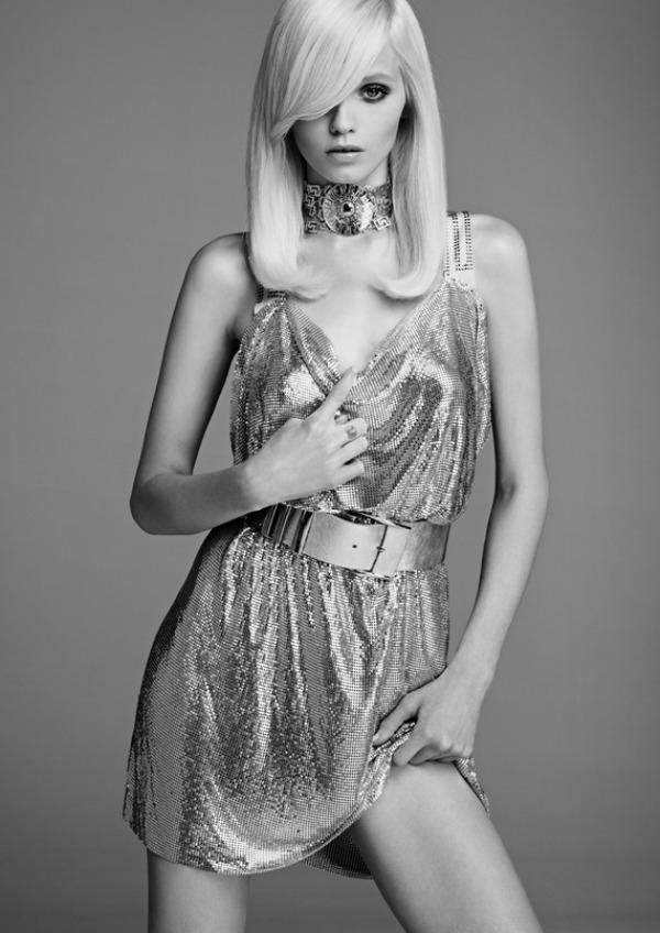 versace x hm lookbook w 04 Donatella Versace za H&M
