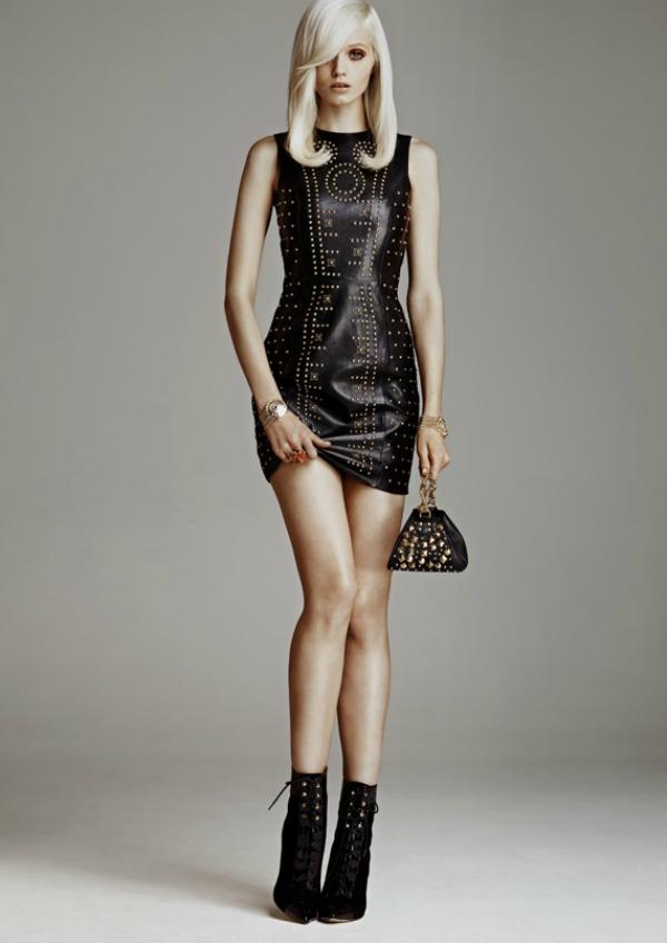 versace x hm lookbook w 07 Donatella Versace za H&M