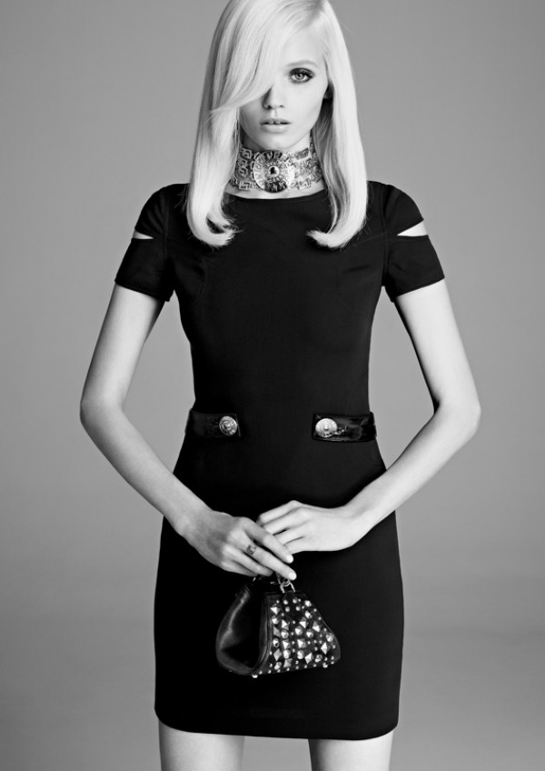 versace x hm lookbook w 09 Donatella Versace za H&M