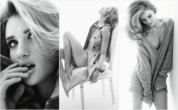 01 Rosie Huntington Whiteley za Vogue Germany   novembar 2011.