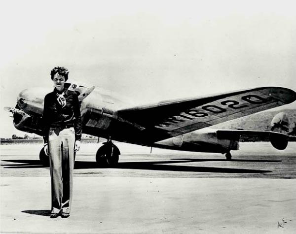 011 Ljudi koji su pomerali granice: Amelia Earhart
