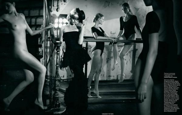 0113 Neodoljiva Ginta Lapiņa za Vogue Russia