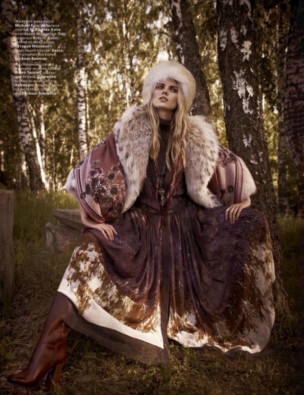 0122 Maryna Linchuk za Vogue Russia