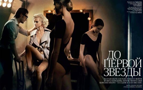 013 Neodoljiva Ginta Lapiņa za Vogue Russia