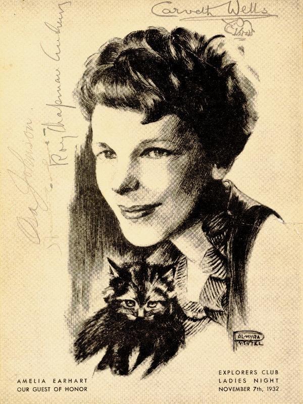 021 Ljudi koji su pomerali granice: Amelia Earhart