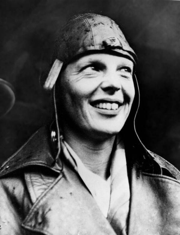 04 Ljudi koji su pomerali granice: Amelia Earhart