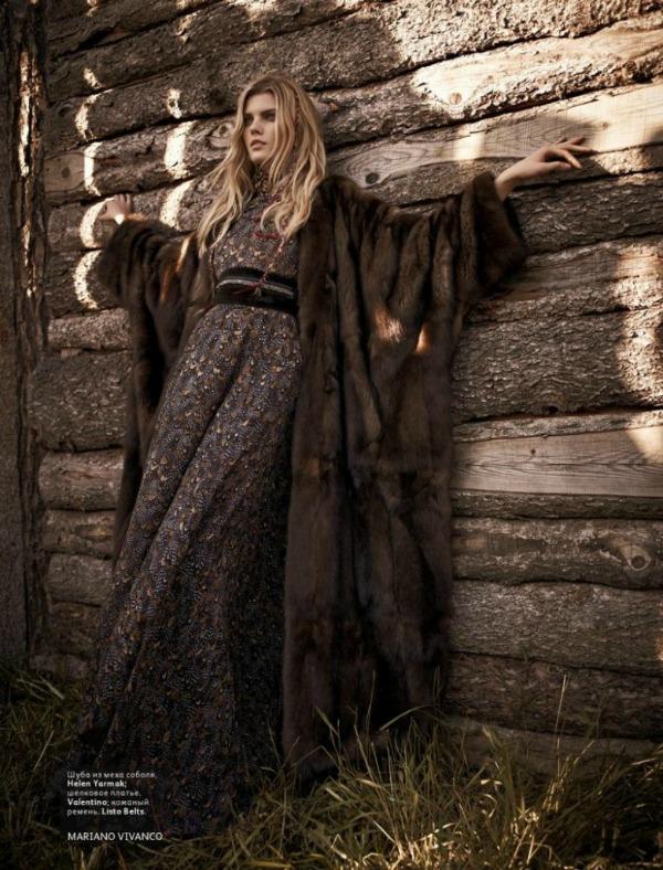 0515 Maryna Linchuk za Vogue Russia