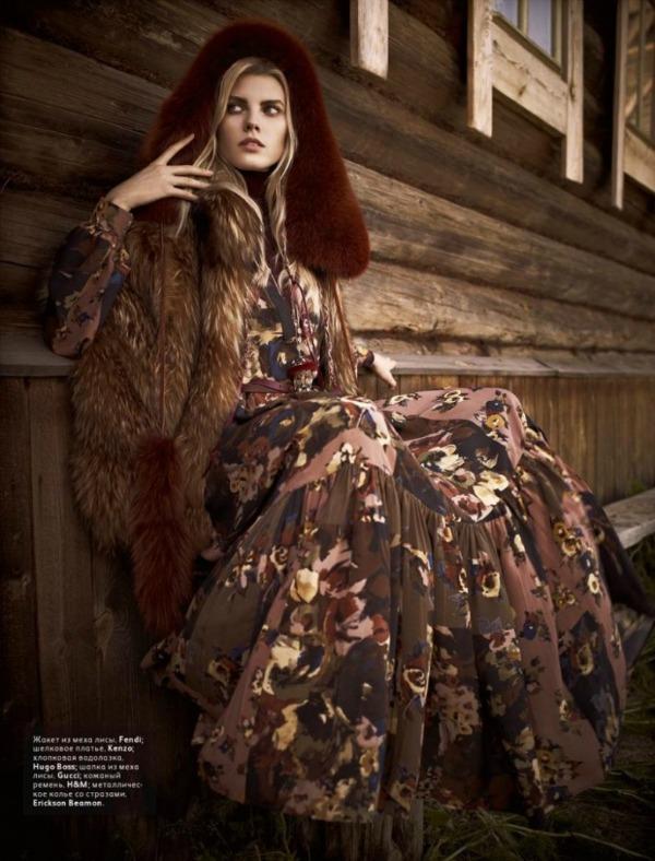 06 picnik4 Maryna Linchuk za Vogue Russia