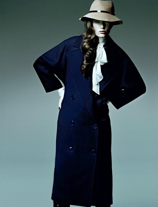 """07 picnik2 Alla Kostromichova za ukrajinski """"Harper's Bazaar"""""""