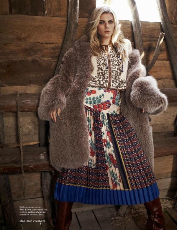 07 picnik3 Maryna Linchuk za Vogue Russia