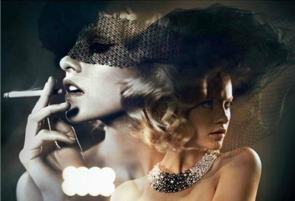 081 Neodoljiva Ginta Lapiņa za Vogue Russia