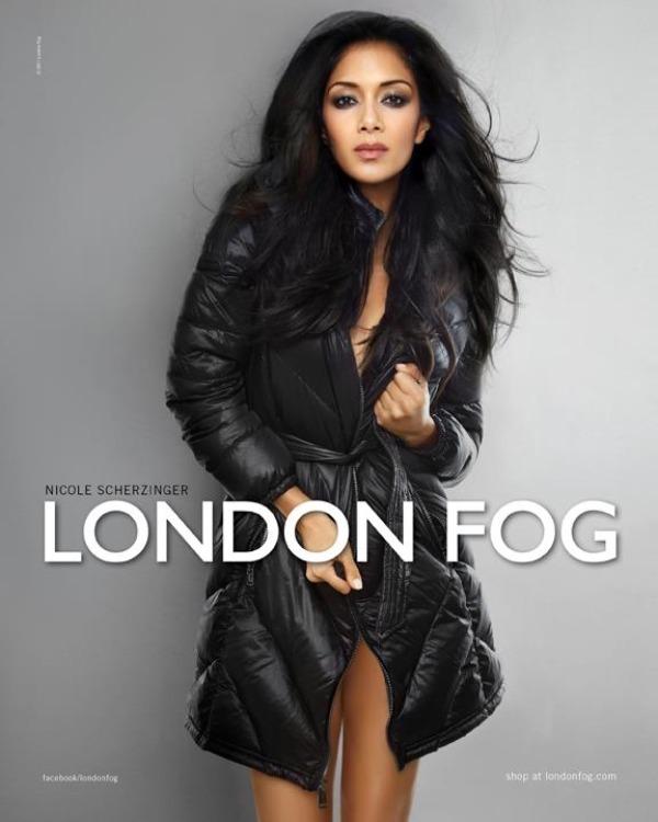 09 Seksi Nicole obožava kapute London Fog
