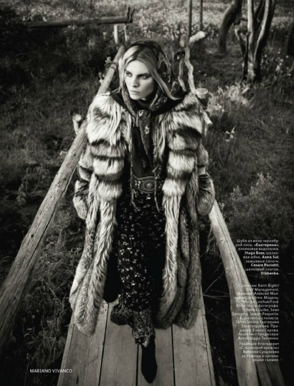 093 Maryna Linchuk za Vogue Russia