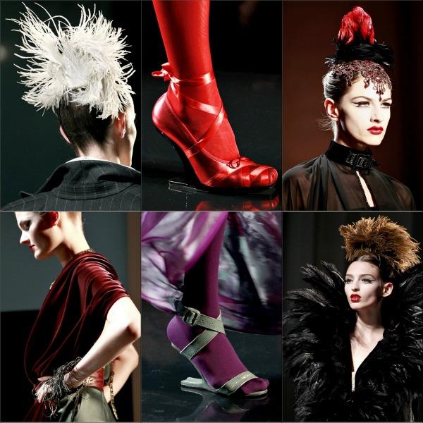 1 4 Perje i balet: Jean Paul Gaultier HC – jesen/zima 2011/12.