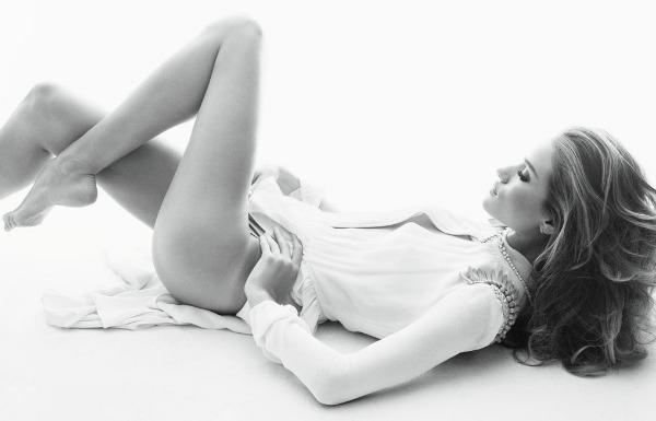 10 Rosie Huntington Whiteley za Vogue Germany   novembar 2011.