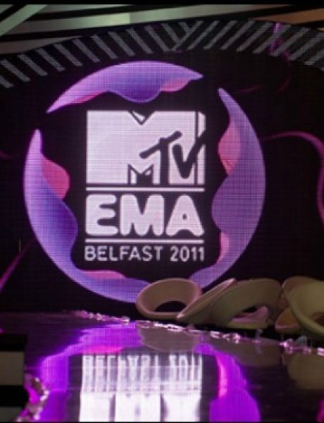 MTV Europe Music Awards – Belfast 2011.
