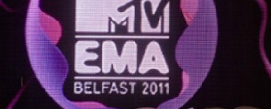 MTV Europe Music Awards – Belfast 2011.
