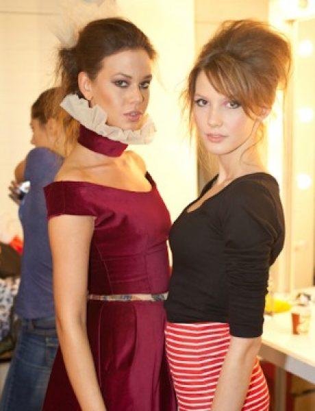 Belgrade Fashion Week: Backstage Report (1. deo)
