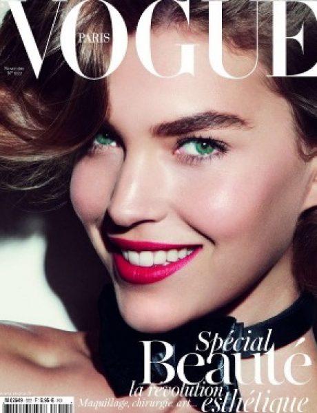 """Cover Girls """"Vogue Paris"""", novembar 2011."""