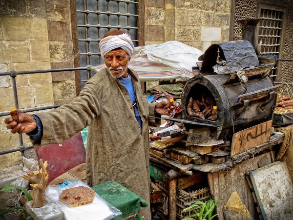 16 Klopajmo na ulici: Kairo – gde hleb znači život