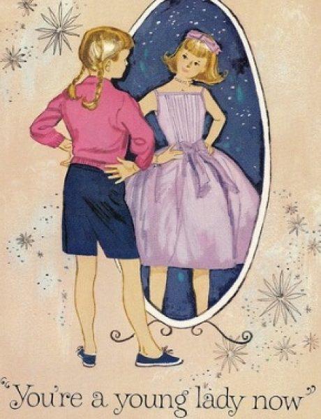 Striptiz za pismene: Pubertet – o, ne ponovo!