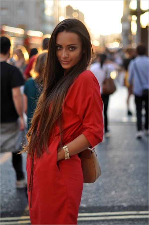 234 Fashion Blogs: Zavodljive brinete savršenog stila