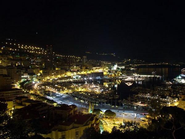 3.Monte Karlo Najlepše noćne panorame sveta