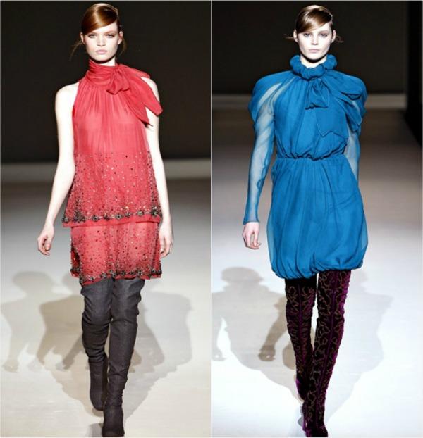 320 Kolekcija u koju ćete se zaljubiti: Alberta Ferretti   jesen/zima 2011/12.