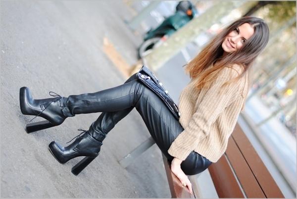 333 Fashion Blogs: Zavodljive brinete savršenog stila