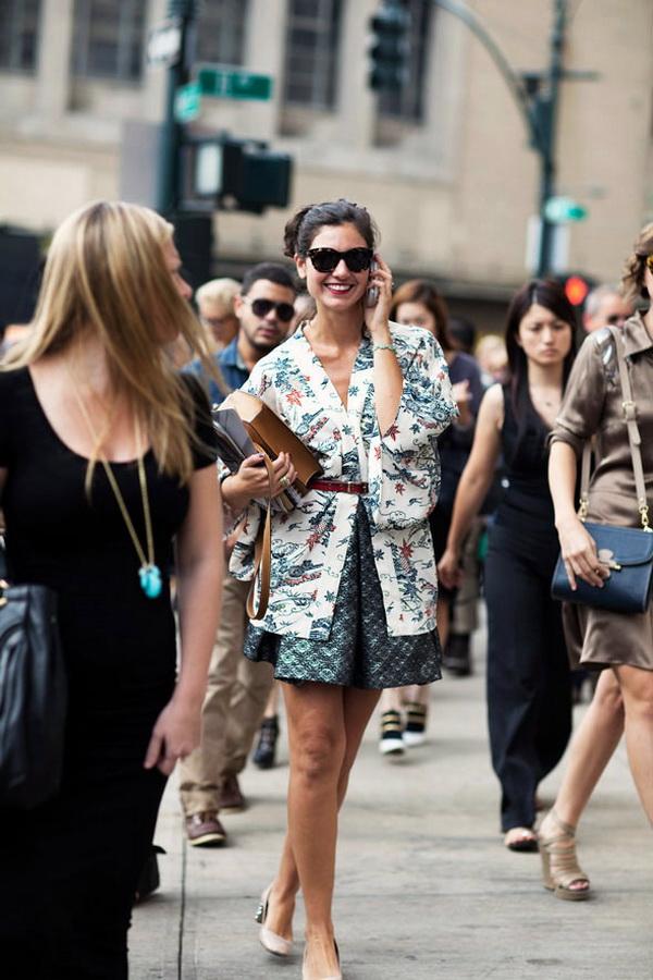 435 New York Street Style: Za svaku priliku