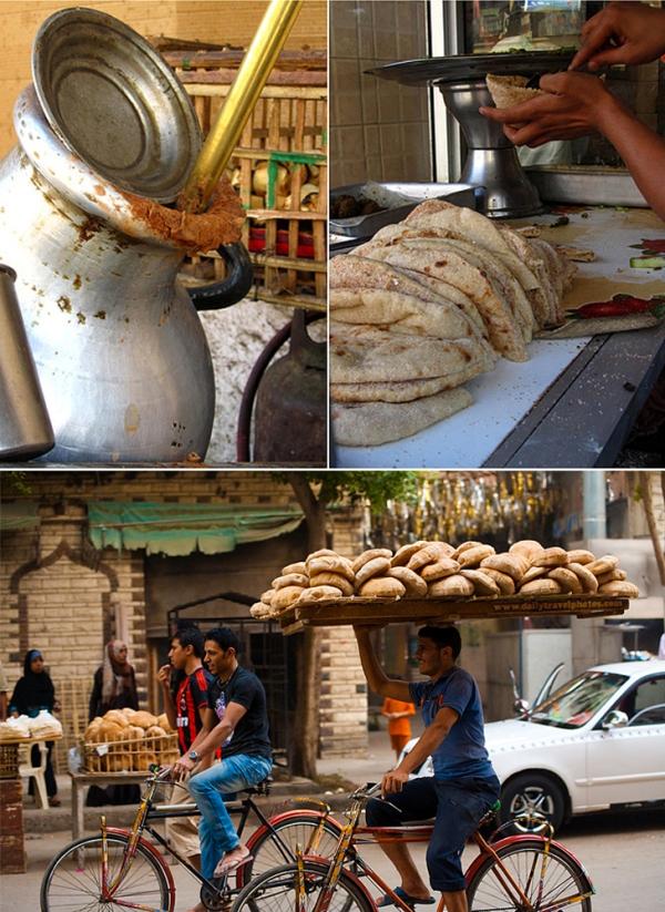 44 Klopajmo na ulici: Kairo – gde hleb znači život