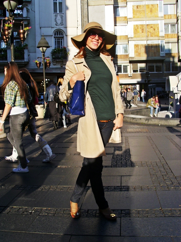 45 Belgrade Style Catcher: Novembarska zrela jesen