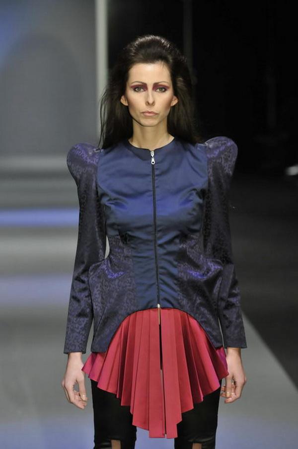 46 Belgrade Fashion Week: Marta Miljanić
