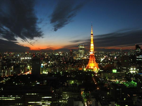 5 Tokio Najlepše noćne panorame sveta