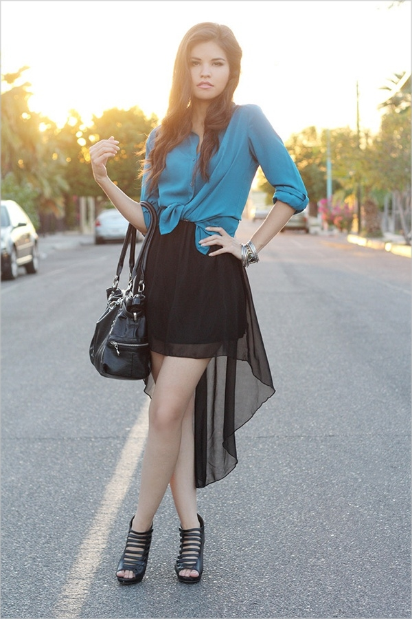 533 Fashion Blogs: Zavodljive brinete savršenog stila