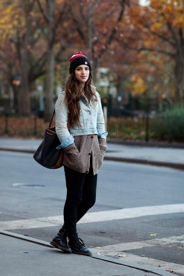 537 New York Street Style: Za svaku priliku