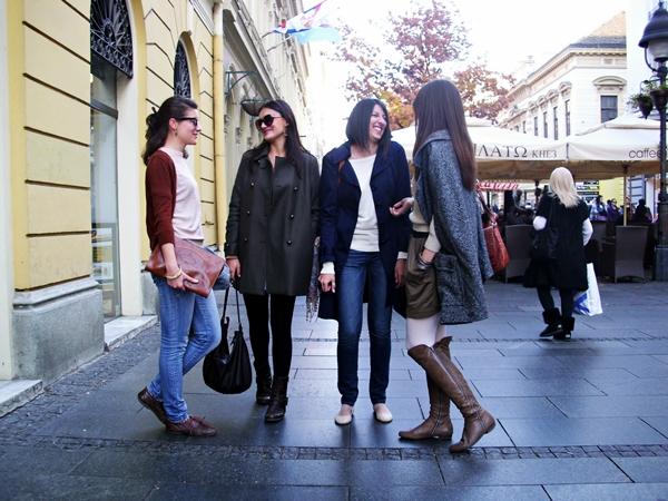 55 Belgrade Style Catcher: Novembarska zrela jesen