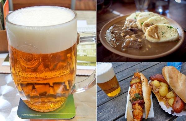 613 Klopajmo na ulici: Prag – sem piva, živelo meso!