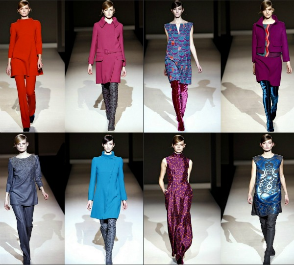 618 Kolekcija u koju ćete se zaljubiti: Alberta Ferretti   jesen/zima 2011/12.