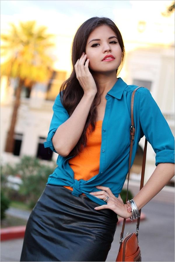 627 Fashion Blogs: Zavodljive brinete savršenog stila