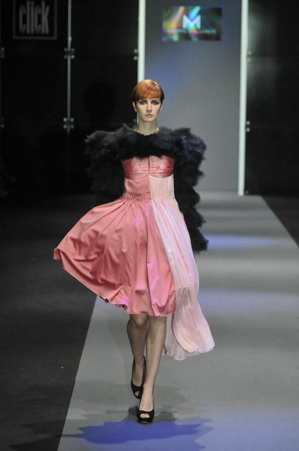 66 Belgrade Fashion Week: Marta Miljanić