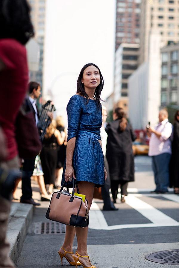 723 New York Street Style: Za svaku priliku