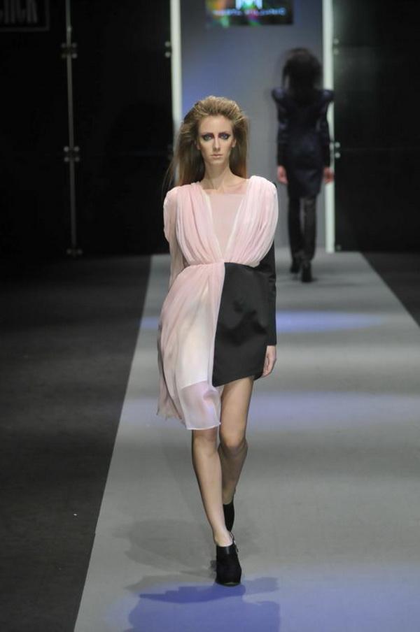76 Belgrade Fashion Week: Marta Miljanić