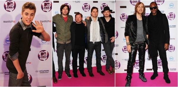77 MTV Europe Music Awards   Belfast 2011.