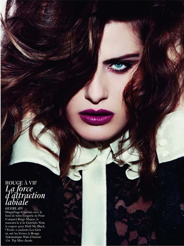 78 Cover Girls Vogue Paris, novembar 2011.
