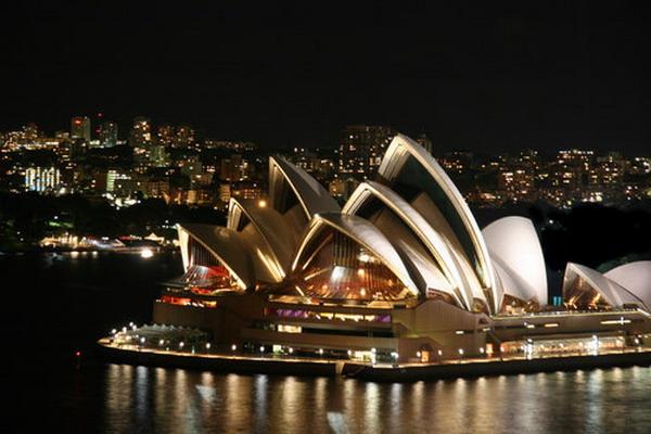8 Sidnej Najlepše noćne panorame sveta