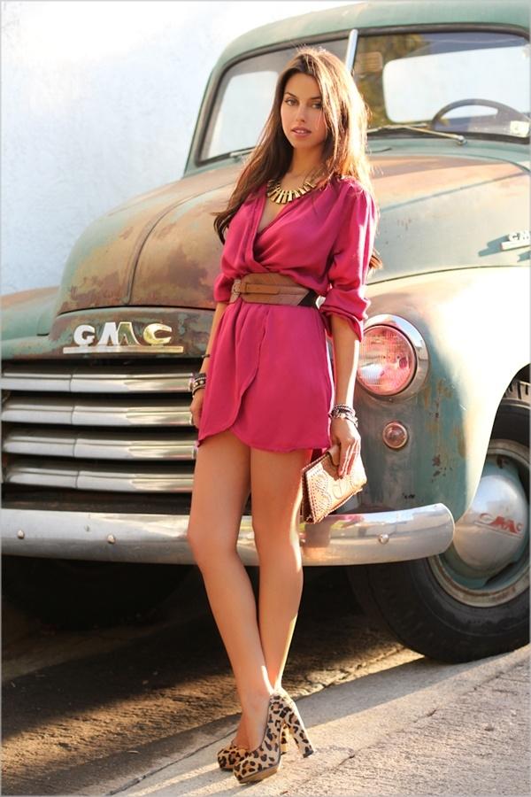 812 Fashion Blogs: Zavodljive brinete savršenog stila