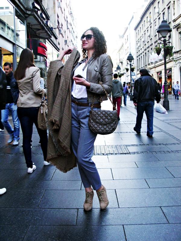 82 Belgrade Style Catcher: Novembarska zrela jesen